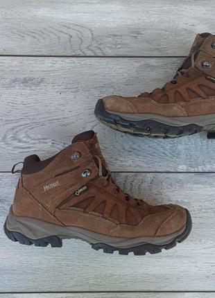 Meindl детские зимние ботинки gore-tex оригинал зима 38 размер