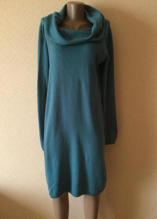 Стильное трикотажное платье  ( шерсть и кашемир от moddisson.