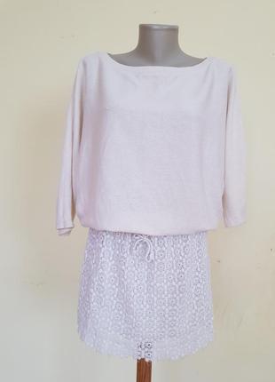 Оригинальная брендовая блуза туника zara
