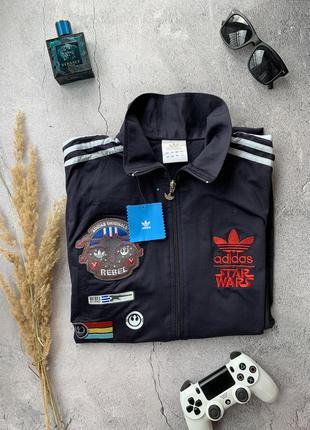 Куртка adidas + star wars