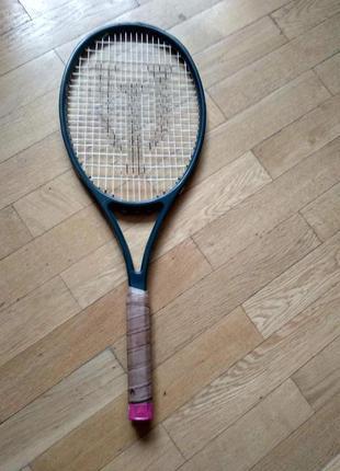 Теннисная ракетка детская, титановая