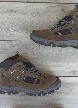 Meindl gore-tex мужские зимние трекинговые ботинки оригинал 45 размер