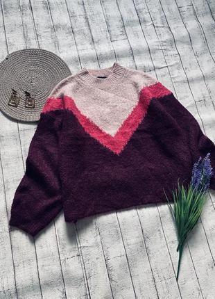 Красивенный оверсайз свитер
