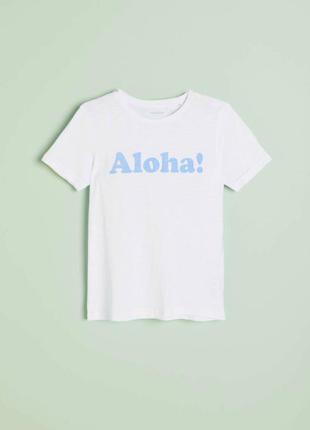 Детская футболка reserved
