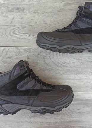 Columbia silcox мужские трекинговые зимние ботинки оригинал 46 размер