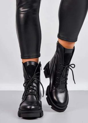 Дуже гарні шкіряні жіночі черевики. вітчизняний виробник 💙💛