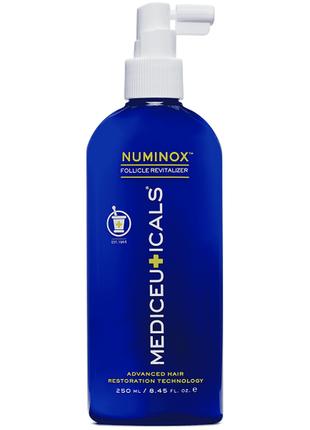 Стимулирующая сыворотка для роста волос и здоровья кожи головы mediceuticals numinox revitalizer 250