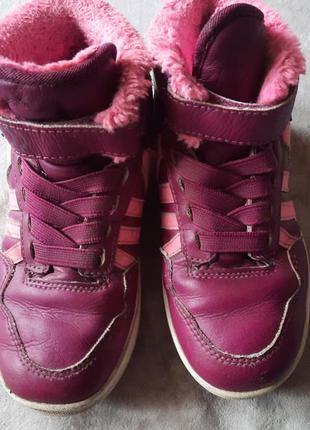 Warr кроссовки на меху размер 31
