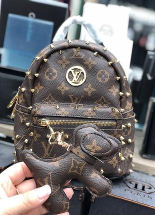 Рюкзак mini шипы