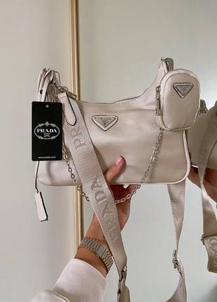 Стильная сумка на ремне