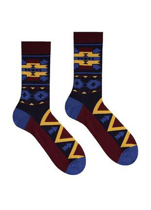 Высокие носки sammy icon mexico с этническим орнаментом