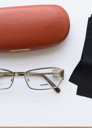 Оправа, очки, missoni mi201, оригинал