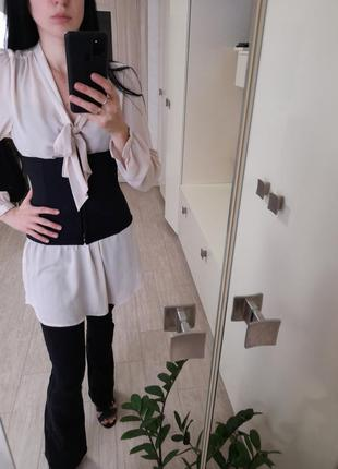 Подовжена блуза