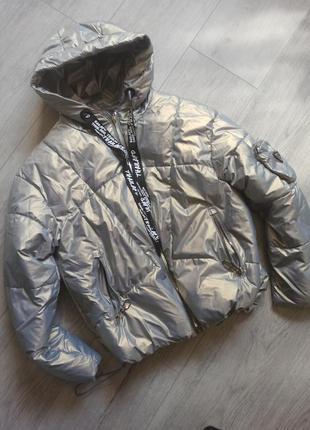 Супер куртка на осень/весну