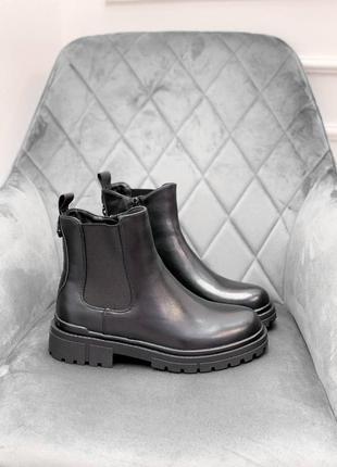Челси ботинки короткие
