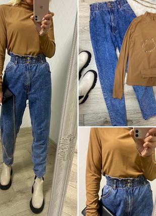 Комплект ❤️ размер l гольф джинсы