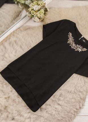 Очень красивый качественный топ блуза от f&f рр 14 наш 48