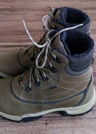 Ботинки ecco. размер 38.