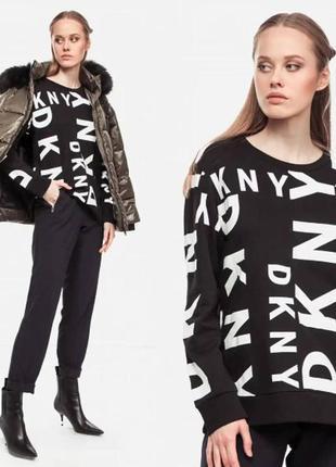 Dkny, фірмовий світшот/ светр дорого бренду