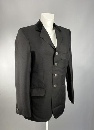 Пиджак редингот верховой, стильный