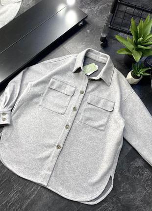 Куртка-рубашка h&m