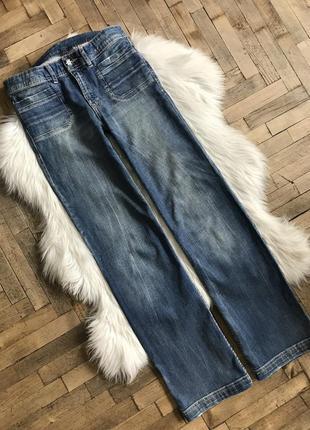 Винтажные джинсы h&m