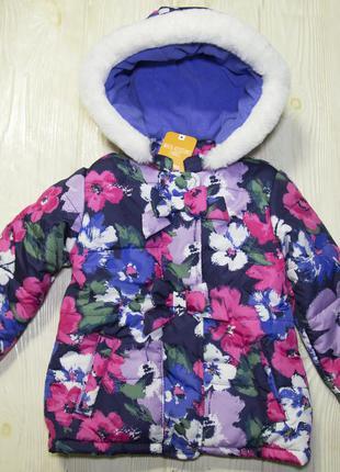 Красивая куртка gymboree 3t