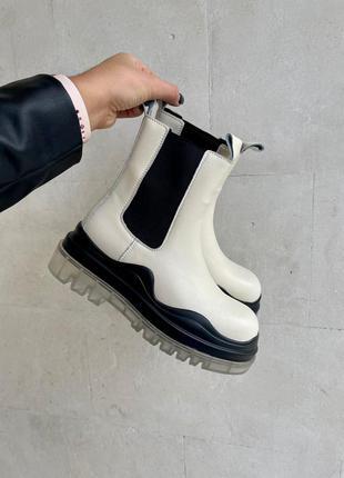 Ботинки/ сапоги bottega veneta  (no logo)