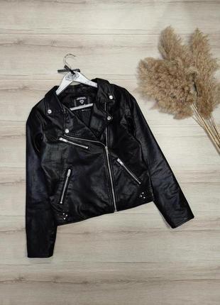 Куртка кожанка косуха herethere c&a p s-m