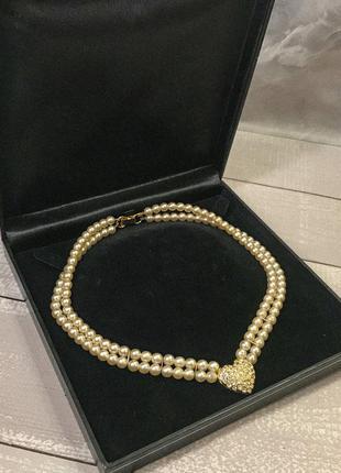 Винтажное ожерелье намисто вінтаж