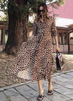 Zara платье zara h&m
