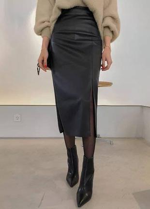 Трендовая юбка.