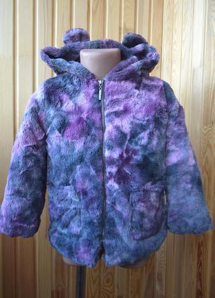 Деми пальто курточка 3pommes 3 года рост 98 франция