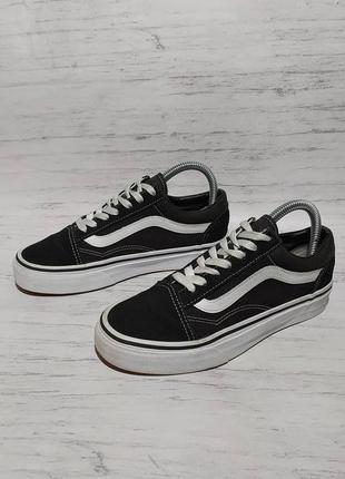 Vans original кеды кроссовки
