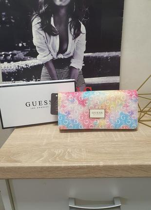 Стильный кошелек guess