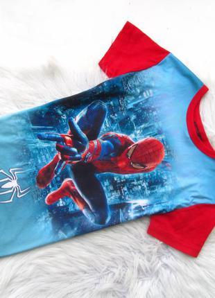 Стильная футболка spiderman marvel