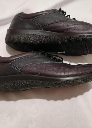 Кожаные туфли на осень.🍁hotter