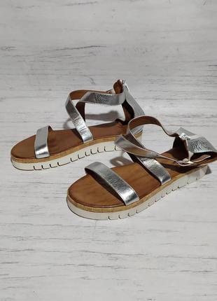 Manfield original босоножки сандалии