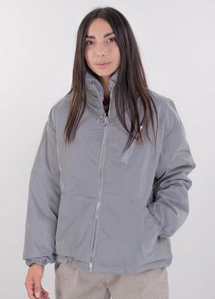 Светоотражающая рефлективная куртка демисезонная 🍂