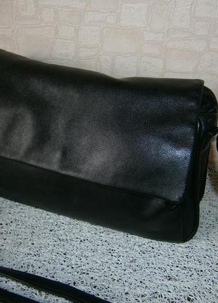 Красивая, стильная сумка кросс-боди из натуральной кожи. fancy