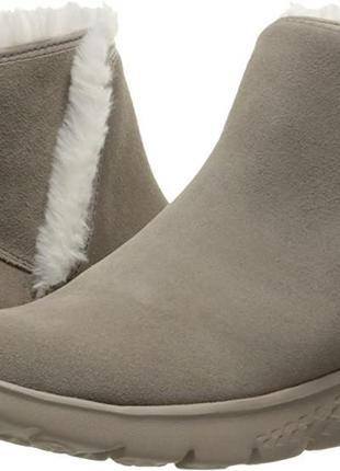 Женские зимние ботинки skechers