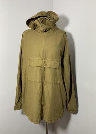 Куртка коттон плотный худи