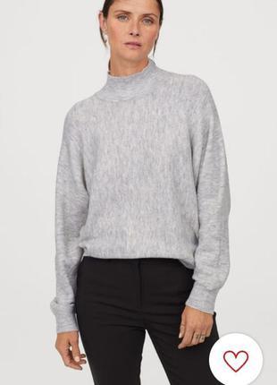Новый джемпер, свитер h&m. размер s.
