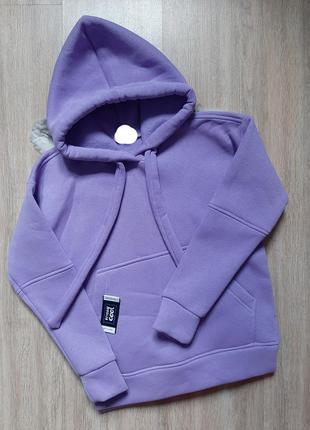 Нова худі фіолетового кольору
