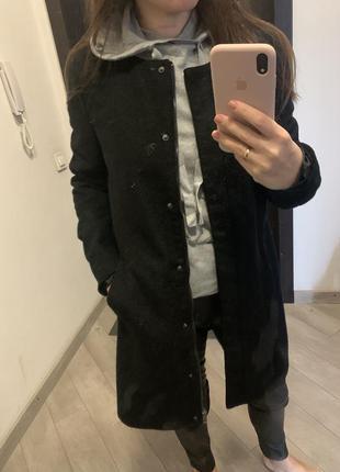 Пальто xs, s осень