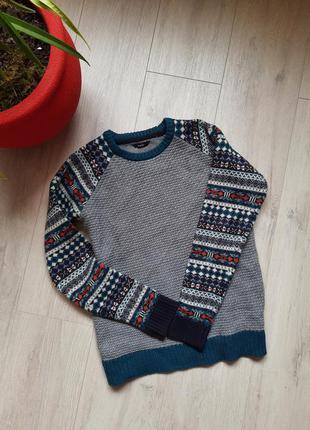 George свитер теплый детская одежда 12-13 лет