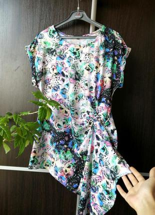 Красивая, новая оригинальная блуза блузка туника. legend