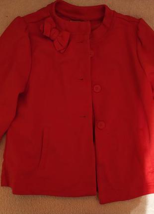 Пиджак кофта gymboree 7-8 лет на девочку 122-128 см