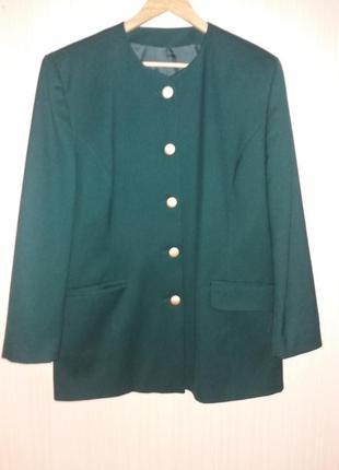 Пиджак жакет 52 - 54 размера