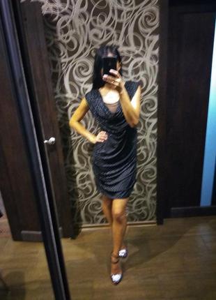 Коктейльное платье, нарядное платье, платье для вечеринки